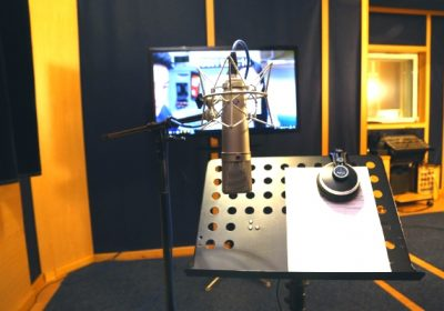 Dubbing and voice – over services